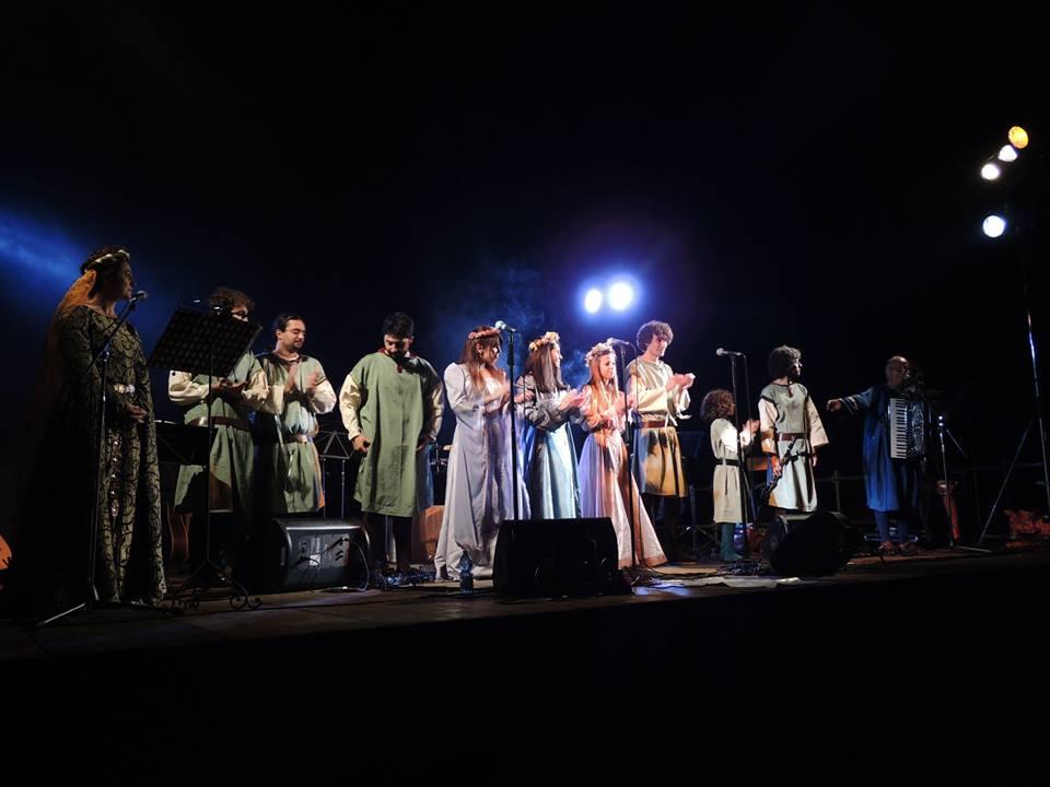Musica Popolare Medievale e Rinascimentale